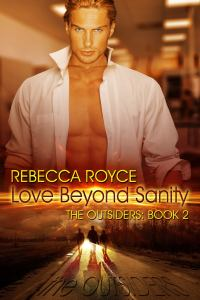 Love beyond sanity Cover
