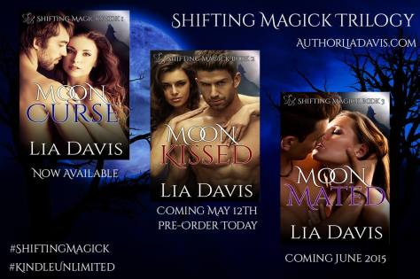 Magick Trilogy Banner