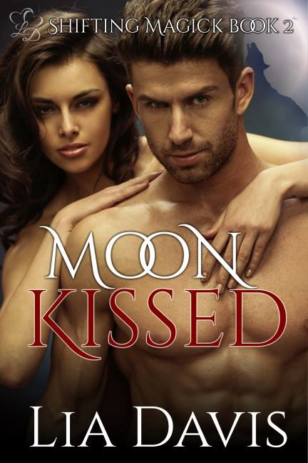 Moon Kissed Cover