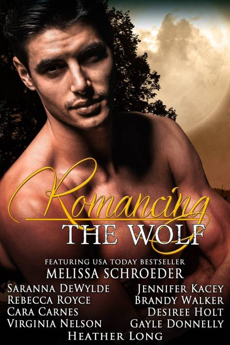 Romancing the Wolf Cover
