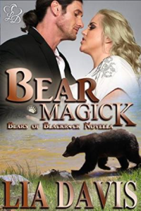 Bear Magick Cover