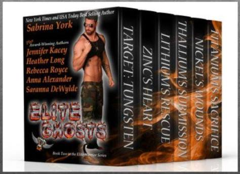 Elite Ghosts Cover