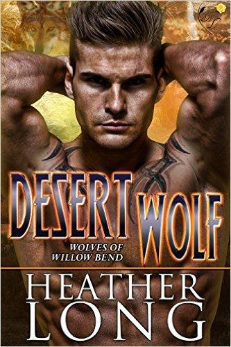 Desert Wolf Cover