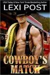 Cowboy's Match cover