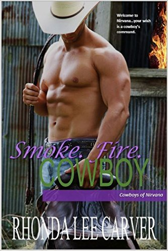 Smoke fire cowboy cover