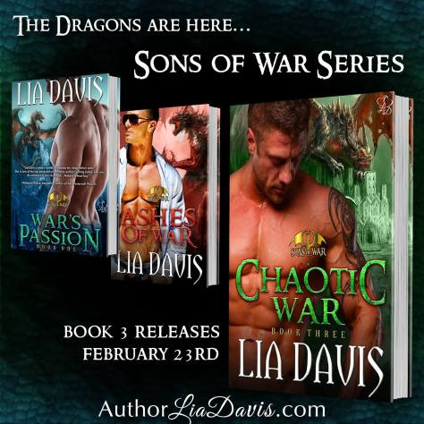 Son's of War Series