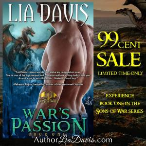 War's Passion Sale