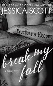 Break My Fall Cover
