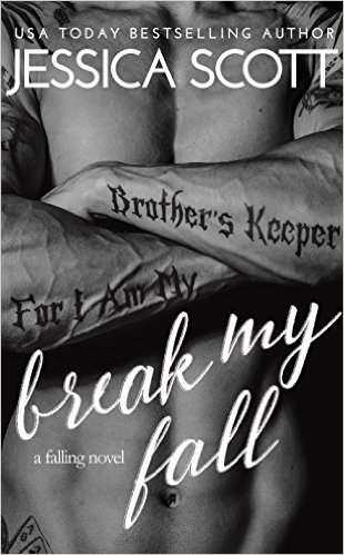 Break My Fall Cover