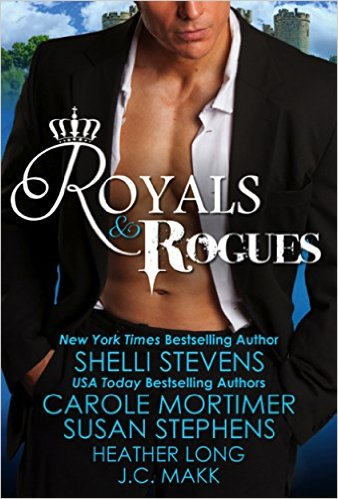 Royals and Rogues cover