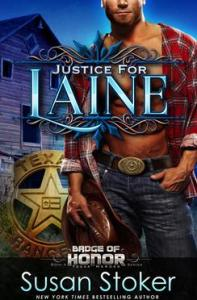 Justice for Laine Cover