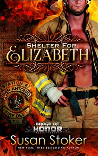 Shelter for Elizabeth Cover
