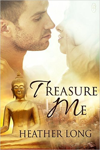 Treasure Me Cover