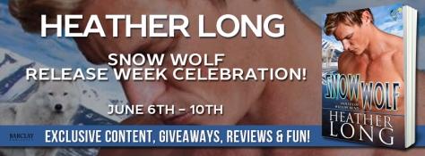 Snow Wolf banner