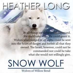 Snow Wolf quote