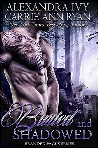 Buried and Shadowed cover