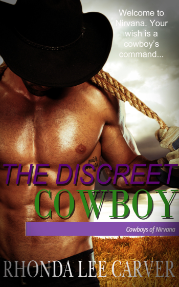 The Discreet Cowboy Cover Reveal
